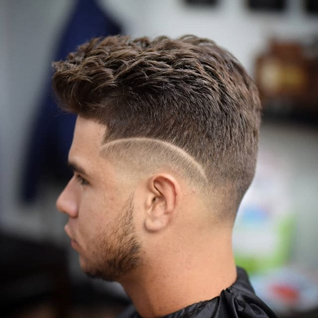 Phily's Cuts, Brick NJ, Barber, Barber style, Skinfade, hard part, layers, short haircut, beard