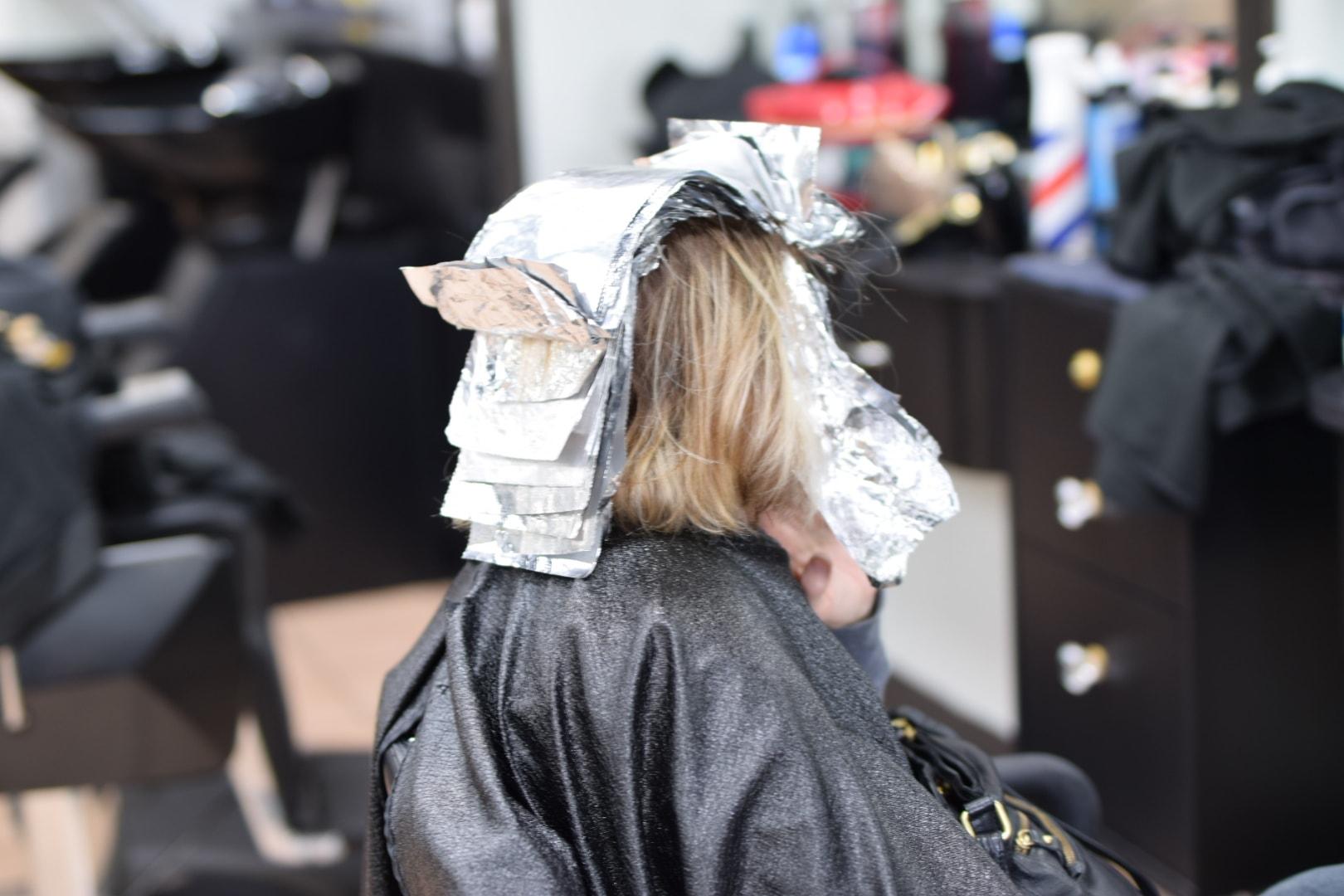 Phily's Cuts, Brick NJ, foils, bleach, hair, haircare, hair color, blonde, ocean county nj, Bricktown