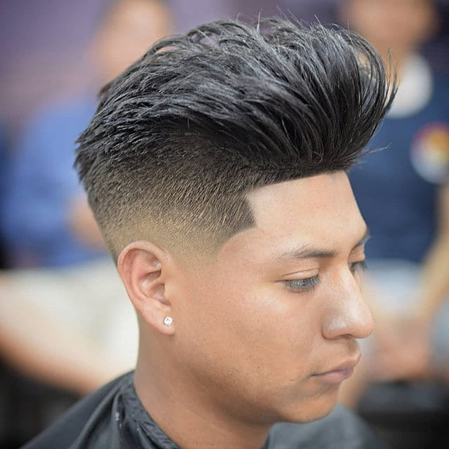 Phily's Cuts, Brick NJ, pompadour, shapeup, lineup, hunter 1114 products, men's style