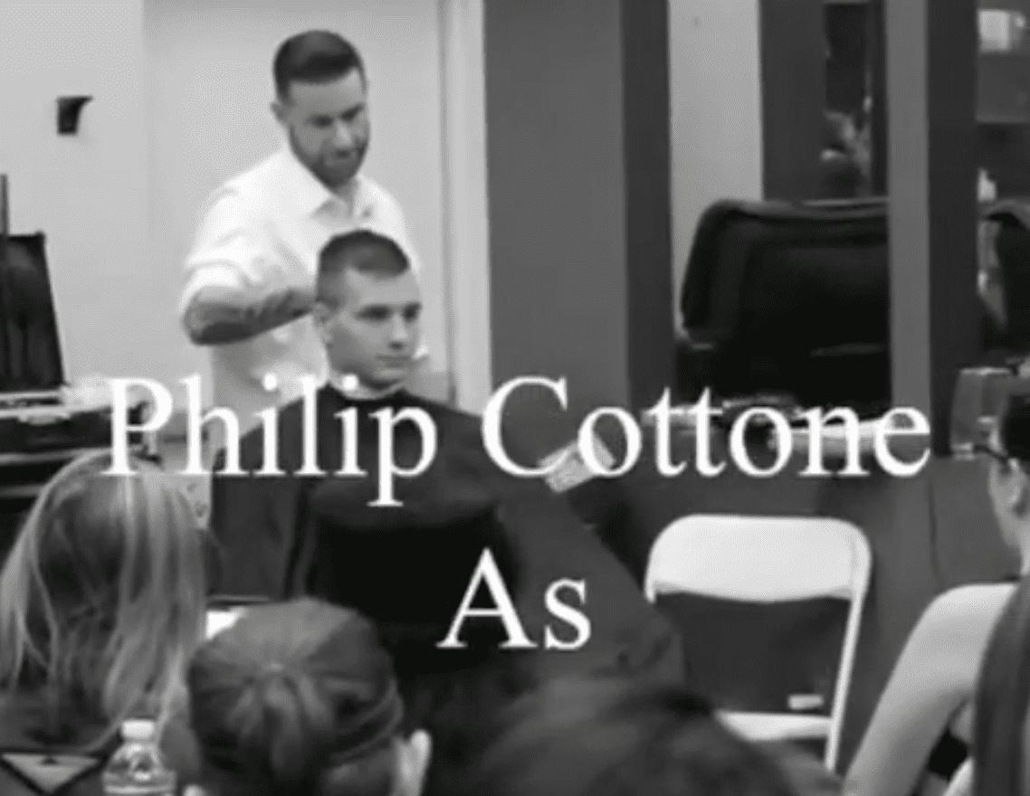 Philip Cottone, Phil Cottone, Phily's Cuts, Brick NJ, Barber, Barber Educator, Educator, Stylist, Master barber, Barber class