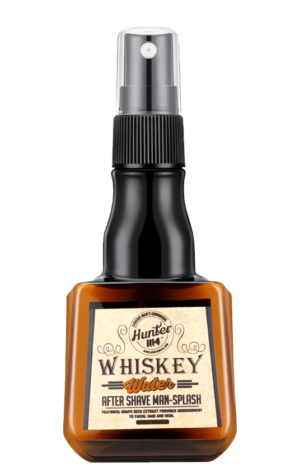 Whiskey Water, After Shave, Men's After Shave, Grooming, Brick Township, NJ, Hunter 1114 Products, Man Splash, Phily's Cuts