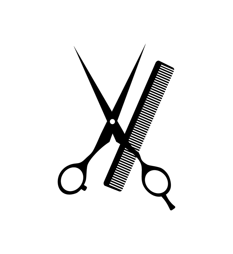 Scissors, Comb, Haircare, Tools, Hair Tools, Shears, Phily's Cuts, Blade