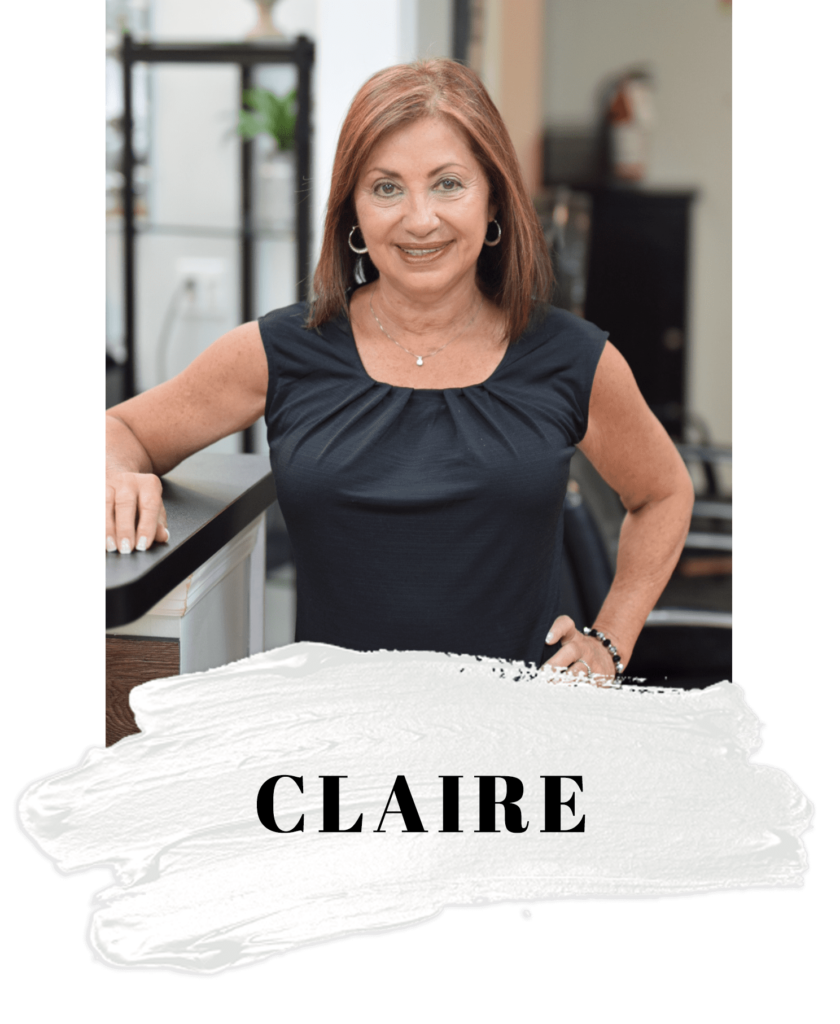 Claire, Stylist, Hair Salon, Phily's Cuts, Hair, Haircare, Professional, Hair salon