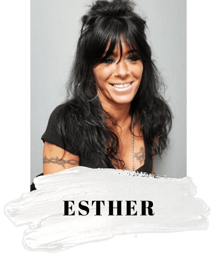 Esther, Stylist, Haircare, Hair, Salon, Haircut, Phily's Cuts, Professional, Experienced Stylist