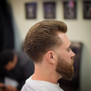 Phily's Cuts, Brick NJ, Barber, Barbershop, Men's Haircut, Men's Cut, Pompadourour