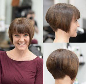 Phily's Cuts, Brick NJ, Bob Haircut, Bob, Layers, Angle, Stylists, Hair Salon