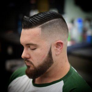 Phily's Cuts, Brick NJ, Beard, Combover, Fade, Skin fade, barber, men's grooming