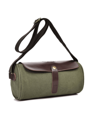 Bag, Hunter 1114 Bag, Olive Green Bag, Phily's Cuts, Messenger Bag